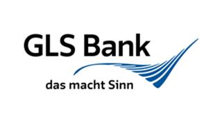 Logo GLS Bank - Finanzierungspartner  der SimmCon GmbH