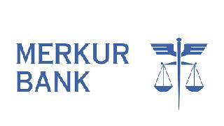 Logo Merkur Bank - Finanzierungspartner der SimmCon GmbH
